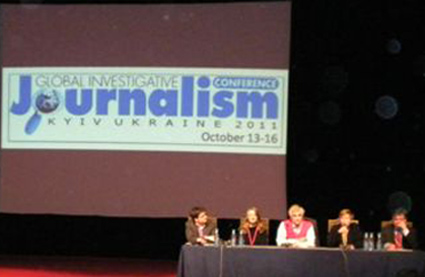 Global Investigative Journalism Conference