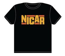 NICAR t-shirt